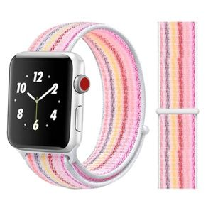NEW[BAND] Mix Pink Strap Loop For Apple Watch